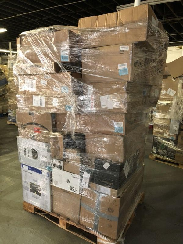 Start a Retail Shop at Home With Amazon Liquidation Pallets