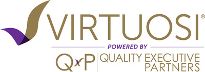 Virtuosi - Powered by Quality Executive Partners, Inc. (PRNewsfoto/Quality Executive Partners, Inc.)