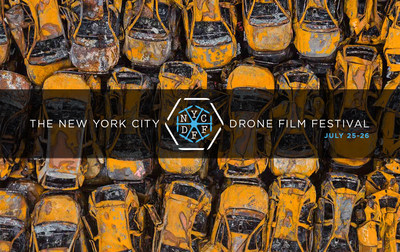 New York City Drone Film Festival (PRNewsfoto/AirVūz)
