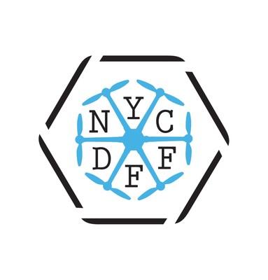 New York City Drone Film Festival logo (PRNewsfoto/AirVūz)