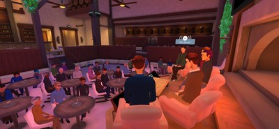Virtual People Networking Virtually