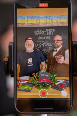 Chef's Cut Jerky partners with The Grill Dads for a Jerky 101 mini video series.