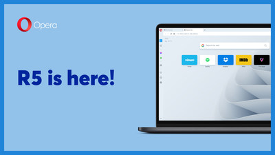 The major release of Opera browser for Windows, MacOS and Linus improves the videoconferencing experience and adds many new features including Pinboards