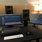 DaVinci Resolve Studio and Fairlight Desktop Console Used for Audio Post on Magnificent Madness TV Series